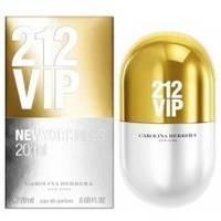 Carolina Herrera 212 VIP NYC Pills - парфюмированная вода - 20 ml