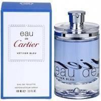 Cartier Eau de Cartier Vetiver Bleu - туалетная вода - 50 ml