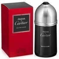 Cartier Pasha de Cartier Edition Noire - туалетная вода - mini 9ml