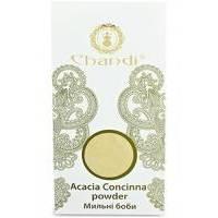 Chandi - Мыльные бобы для волос Acacia Concinna, Shikakai Powder - 100 g