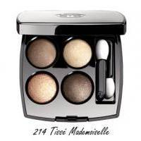 Chanel -  Тени для век Les 4 Ombres № 214 Tisse Mademoiselle - 1.2 g