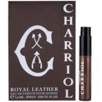 Charriol Royal Leather - парфюмированная вода - пробник (виалка) 1.7 ml