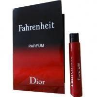 Christian Dior Fahrenheit Le Parfum - туалетная вода - пробник (виалка) 1 ml