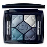 Christian Dior - Тени для век 5-цветные компактные - 5 Couleurs №276 Carre Bleu - 6g