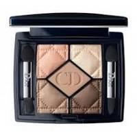 Christian Dior - Тени для век 5-цветные компактные - 5 Couleurs №566 Versailles - 6g