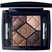 Christian Dior - Тени для век 5-цветные компактные - 5 Couleurs №796 Cuir Cannage - 6g