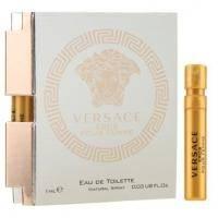 Versace Eros Pour Femme Eau de Toilette - туалетная вода - пробник (виалка) - 1.0 ml