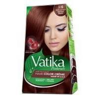 Dabur - Краска для волосVatika Naturals №3/6 Глубокий Красно-коричневый - 100 ml (D09292)