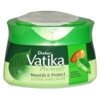 Dabur - Крем для волос питательный Vatika Naturals Nourish Protect - 140 ml (D03046)
