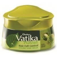 Dabur - Крем от выпадения волос Vatika Naturals Hair Fall Control - 140 ml (D07415)