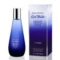 Davidoff Cool Water Night Dive Woman - туалетная вода - 80 ml