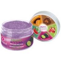 Dermacol Aroma Ritual Stress Relief Body Scrub Grape And Lime - Скраб для тела антистресс