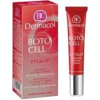 Dermacol - Крем-лифтинг интенсивный для кожи вокруг глаз и губ Botocell Eye and Lip Intensive Lifting Cream - 15ml
