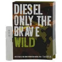 Diesel Only The Brave Wild - туалетная вода - пробник (виалка) 1.5 ml