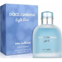 Dolce Gabbana Light Blue Eau Intense pour Femme - парфюмированная вода - 100 ml