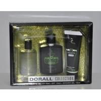 Dorall Collection Chaste Noir - Набор (Туалетная вода 100 ml + одеколон 50 ml + гель для душа 100 ml)