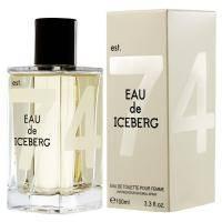 Eau de Iceberg pour Femme - туалетная вода - 100 ml TESTER