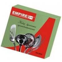 Empire - Кухонный набор в подарочной упакове с вешалкой 5 крючок на стенке - 6 пр. (6016-E)