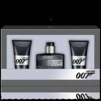 Eon Productions James Bond 007 для мужчин - Набор (туалетная вода 50 ml + 2xгель для душа 50 ml)