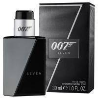 Eon Productions James Bond 007 Seven