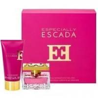 Especially Escada -  Набор (парфюмированная вода 50 + лосьон-молочко для тела 50)