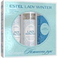 Estel Professional - Набор Lady Winter (шампунь 250ml + бальзам-маска 200ml + крем для рук 50ml) (LW/N2)