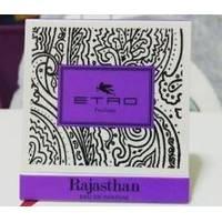 Etro Rajasthan - парфюмированная вода - пробник (виалка) 1.7 ml