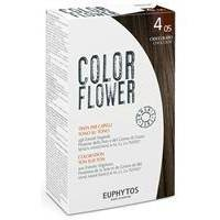 Euphytos - Краска для волос ColorFlower №4/05 Chocolate - 120 ml