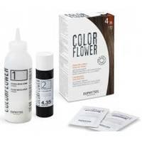 Euphytos - Краска для волос ColorFlower №4/35 Coffee - 120 ml