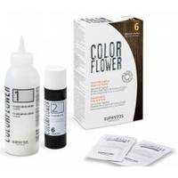 Euphytos - Краска для волос ColorFlower №6 Dark Blonde - 120 ml