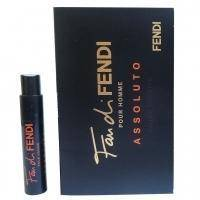 Fendi Fan di Fendi Pour Homme Assoluto - туалетная вода - пробник (виалка) 1 ml