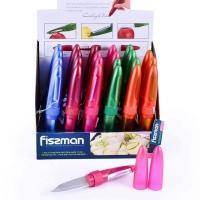 Fissman - Овощечистка - нож для чистки овощей - 17 см (KN-2551.24)