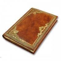Florentia - Адресная книжка кожаная Марини - 15x22 см
