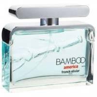 Franck Olivier Bamboo America - туалетная вода - 50 ml TESTER