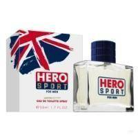 Geparlys Hero for Men Sport Limit. - туалетная вода - 100 ml
