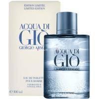 Giorgio Armani Acqua di Gio Blue Edition Pour Homme - туалетная вода - 200 ml