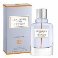 Givenchy Gentlemen Only Casual Chic - Набор (туалетная вода 100ml + гель для душа 75ml + бальзам после бритья 75ml)