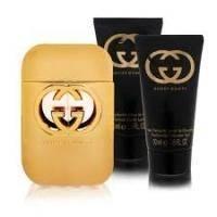 Gucci Guilty -  Набор (туалетная вода 50 + лосьон-молочко для тела 50 + гель для душа 50)