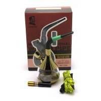 Кальян - Даршан мини водяной Фильтр для сигарет 12,5х7х5 см 708 (арт. 27866)