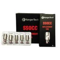 Kangertech - Сменный испаритель SSOCC Coil 0.15ohm Kanger