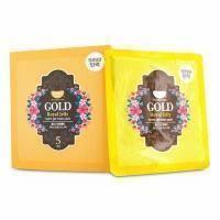 Koelf - Гидрогелевая маска для лица с золотом Gold Royal Jelly Hydro Gel Mask - 5шт (8809239802582)