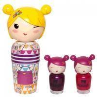 Kokeshi Parfums Litchee By Valeria Attinelli - Набор (туалетная вода 50 ml + лак для ногтей 2 шт.)