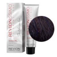 Краска для волос Revlon Professional Revlonissimo Colorsmetique №33.20 Intense Dark Burgundy/Темно-коричневый бургундский - 60 ml