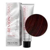 Краска для волос Revlon Professional Revlonissimo Colorsmetique №55.60 Intense Dark Red/Светло-коричневый насыщенный красный - 60 ml
