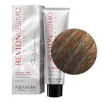 Краска для волос Revlon Professional Revlonissimo Colorsmetique №7.12 Pearly Beige Blonde/Блондин пепельно-переливающийся - 60 ml