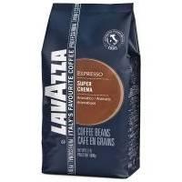 Lavazza - Кофе в зернах  Super Crema - 1kg