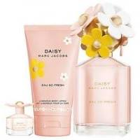 Marc Jacobs Daisy Eau So Fresh - Набор (парфюмированная вода 125 ml + лосьон-молочко для тела 75 ml)