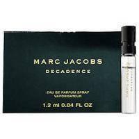 Marc Jacobs Decadence - парфюмированная вода - пробник (виалка) 1.2 ml