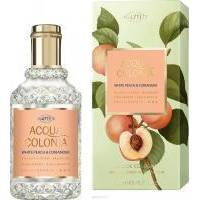 Maurer and Wirtz Acqua Colonia 4711 White Peach and Coriander - одеколон - 170 ml