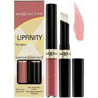 Max Factor - Помада для губ стойкая+бальзам LipFinity №015 - 2.3ml+1.9g